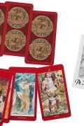 Таро Магия Наслаждений (78 карт + инструкция) De Luca M.