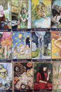 Таро Евы (79 карт и руководство для гадания в подарочном оформлении) Аус Е.