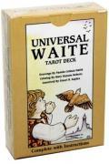 Universal Waite Tarot Deck. Универсальное Таро Уэйта (колода 78 карт + инструкция)