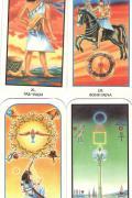 Египетское Таро (колода 78 карт + инструкция)