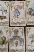 Оракул мадам Ленорман. Руководство для гадания и предсказания судьбы (36 карт + инструкция в коробке) Рей А.